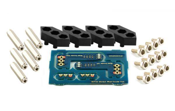 Microbot Advanced Wheel Encoder Pack