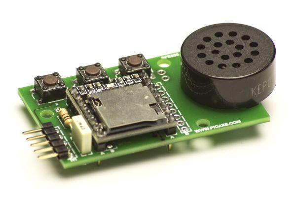 Serial MP3 Module